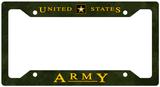 Army Plate Frame