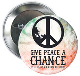 Give Peace a Chance Button