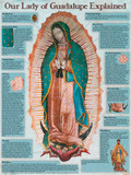 Our Lady of Guadalupe Explained Poster