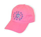 Miraculous Medal Pink Hat