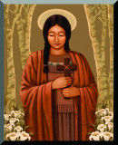 """""""Holding onto Faith"""" by Nellie Edwards Wall Plaque"""