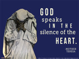 God Speaks Poster I