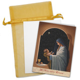 """Sacred Communion"" set of 12 Christmas Cards"