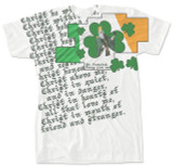 St. Patrick All-over Closeout T-shirt