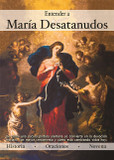 Spanish Mary Undoer of Knots Novena Prayer Booklet