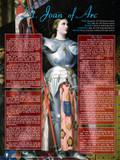 Saint Joan of Arc Explained Poster