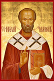 St.Nicholas Icon Wall Plaque