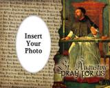 St. Augustine Photo Frame