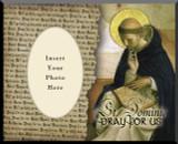 St. Dominic de Guzman Photo Frame