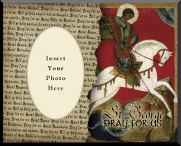 St. George Picture Frame 3