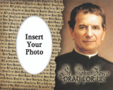 St. John Bosco Photo Frame