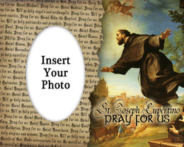 St. Joseph Cupertino Photo Frame