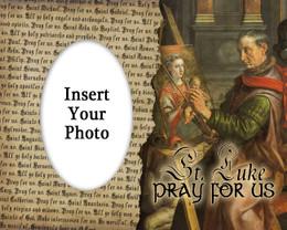 St. Luke Photo Frame