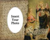 St. Raphael Photo Frame