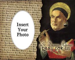 St. Thomas Aquinas Photo Frame