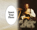 St. Catherine of Alexandria  Photo Frame 2