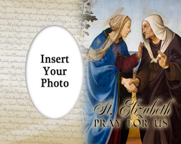 St. Elizabeth Photo Frame