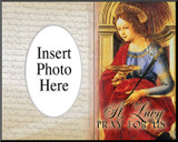 St. Lucy Photo Frame 2