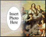 St. Paula Romana Photo Frame