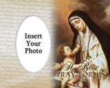St. Rose of Lima Photo Frame