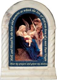 Song of the Angels Prayer Desk Shrine