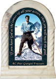 Bl. Pier Giorgio Prayer Desk Shrine
