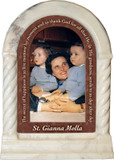 St. Gianna Molla Prayer Desk Shrine