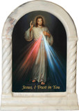 Divine Mercy Desk Shrine
