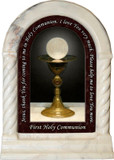 First Communion Prayer Desk Shrine