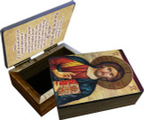 Christ Our Teacher Keepsake Box