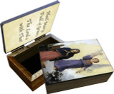 L'Annunciation Keepsake Box