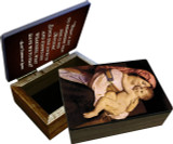 Spanish Madonna Keepsake Box