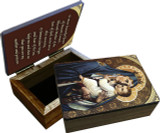Our Lady of Mt. Carmel Keepsake Box