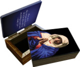 Madonna in Prayer Keepsake Box