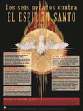 Spanish The Six Sins Against the Holy Spirit Explained Poster