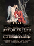 Spanish Your Cross (St. Francis de Sales) Poster