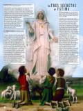 Spanish The Three Secrets of Fatima Explained Poster