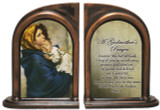 A Godmother's Prayer - Madonna of the Streets Bookends