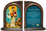Our Lady of China Bookends