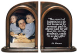 St. Gianna Molla Bookends