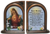 House Blessing Bookends