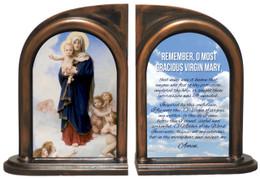 Notre Dame des Anges Bookends