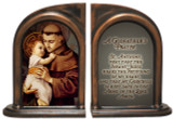 A Godfather's Prayer - St. Anthony Bookends