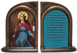 St. Philomena Bookends