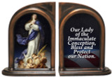 Catholic Bookends