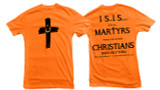 Orange Cross Project Martyr Solidarity T-Shirt