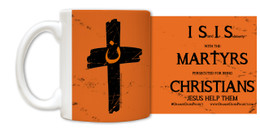 Orange Cross Project Martyr Solidarity Mug