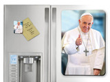 Pope Francis Thumbs Up Magnet