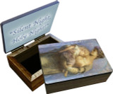 """Silent Night, Holy Night"" Keepsake Box"