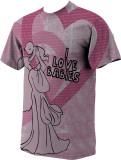 I Love Babies Pink T-Shirt